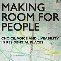 Making Room For People - Book layout